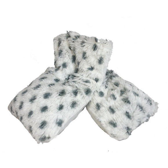 Warmies® Plush Neck Wrap Snowy Fully heatable