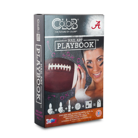 NAIL ART PLAYBOOK - Alabama