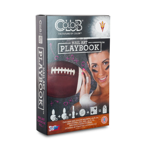 NAIL ART PLAYBOOK - Arizona State