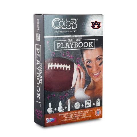 NAIL ART PLAYBOOK - Auburn