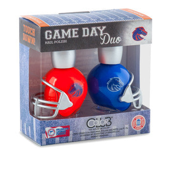 NCAA Game Day Duo Nail Polish - Boise State