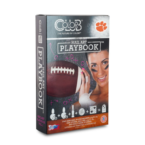 NAIL ART PLAYBOOK - Clemson