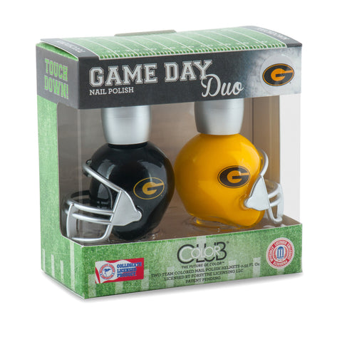 NCAA Game Day Duo Nail Polish - Grambling State