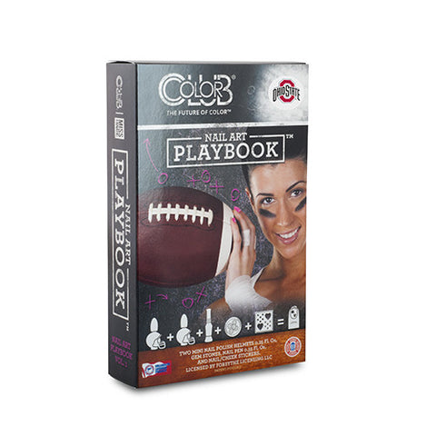 NAIL ART PLAYBOOK - Ohio State