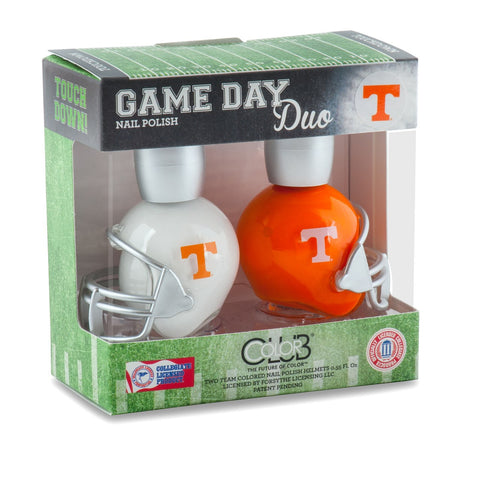 NCAA Game Day Duo Nail Polish - Tennessee