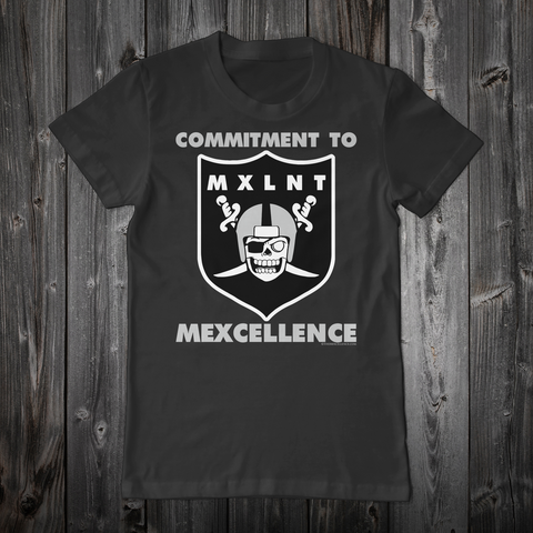 Commitment To Mexcellence Shield (Unisex)