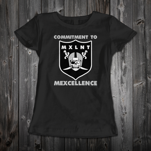Commitment To Mexcellence Shield (Women's)