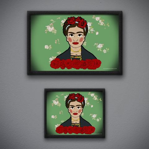 Princess Frida (Print)