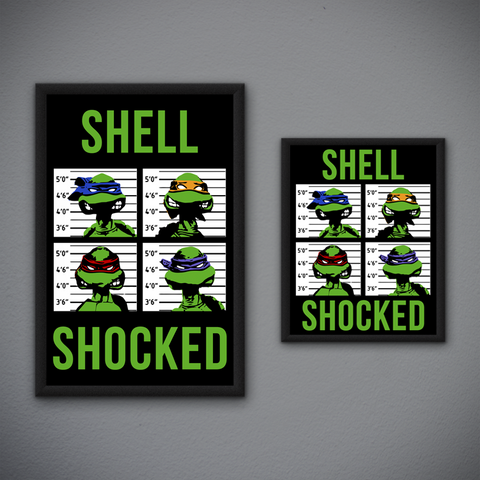 Shell Shocked (Print)