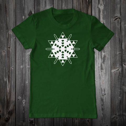 Snowflake of Time (Unisex)
