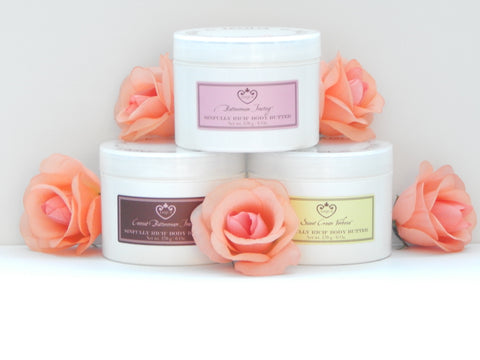 Coming Soon! JAQUA Whipped SugarCream Scrubs
