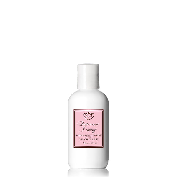 Hand & Body Lotion - Buttercream Frosting - Travel Size