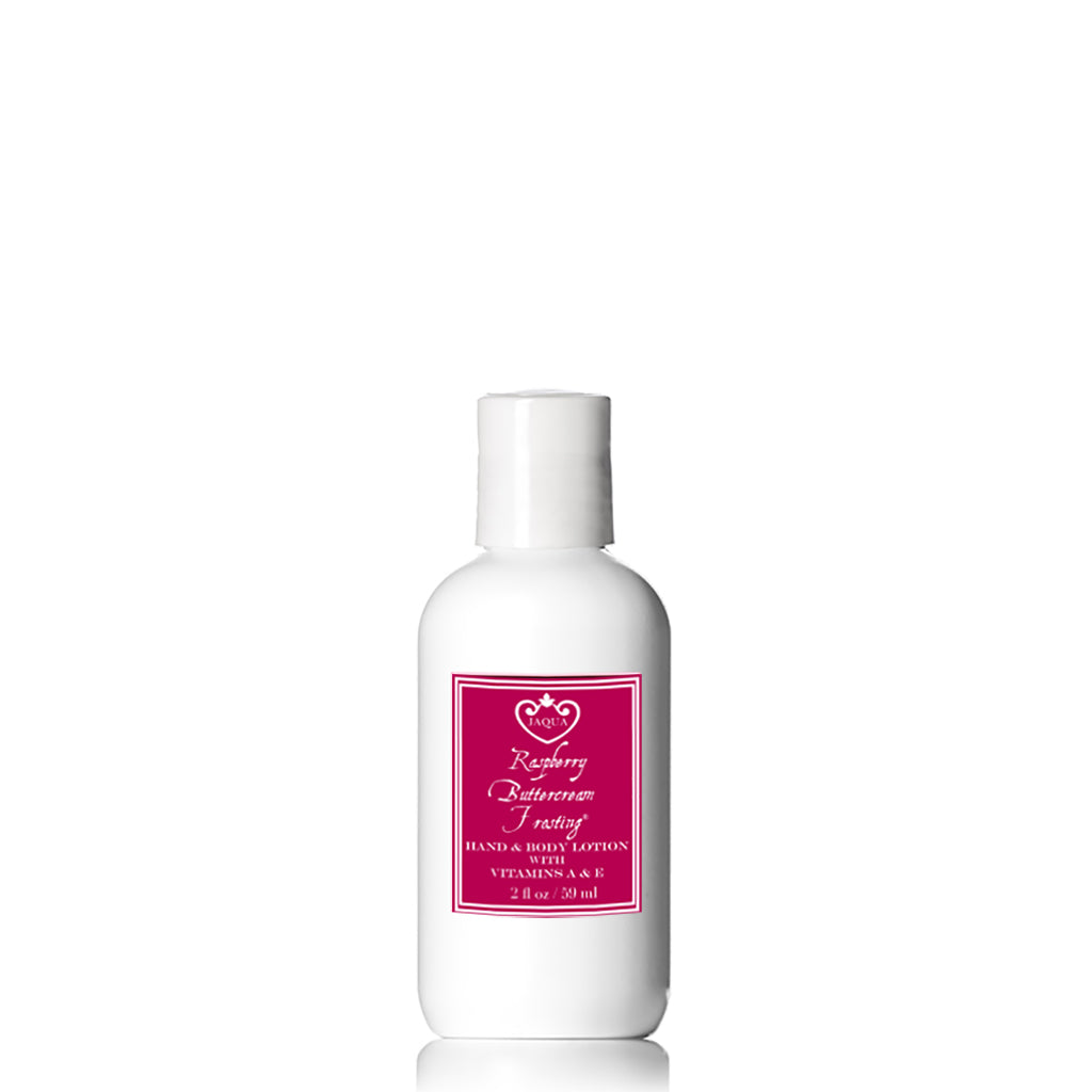 Raspberry Buttercream Frosting Hand & Body Lotion - Travel Size