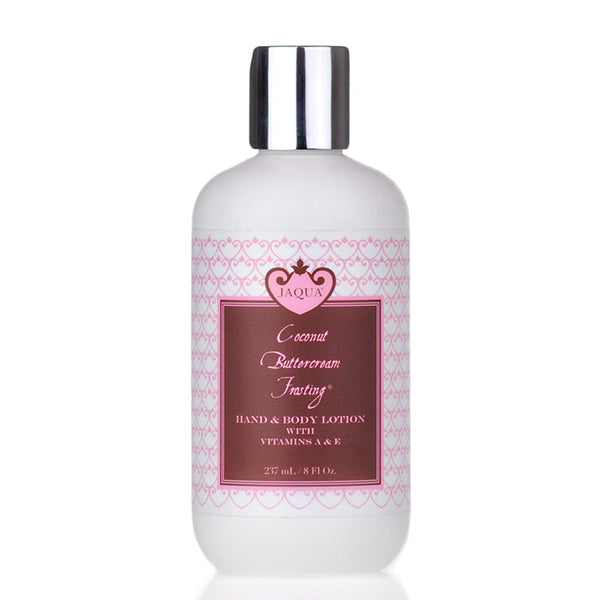 Coconut Buttercream Luscious Hand & Body Lotion