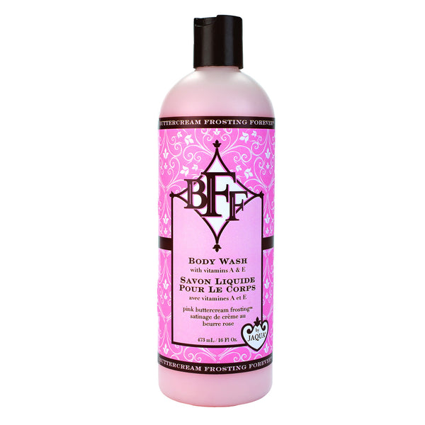 BFF Pink Buttercream Frosting Body Wash