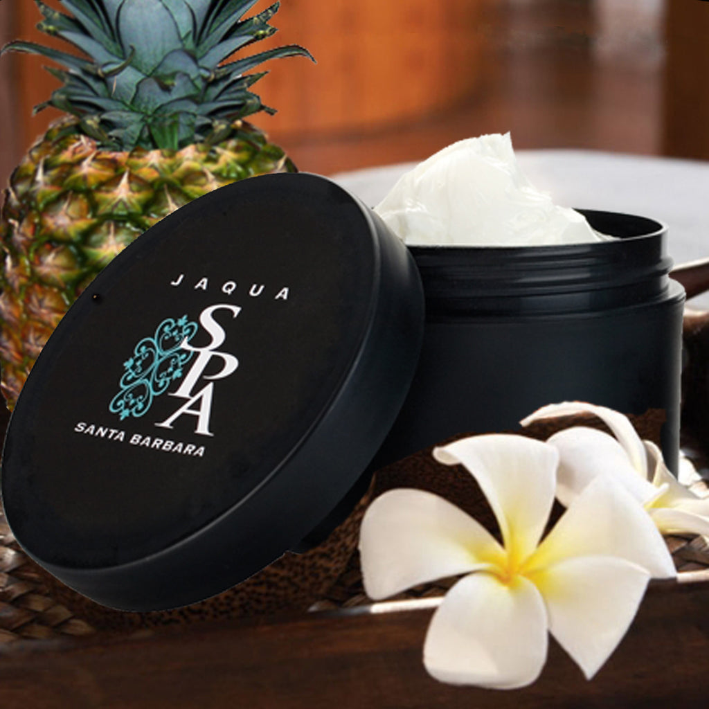 Pacific Pomelo Refining Shea Body Butter With Caffeine