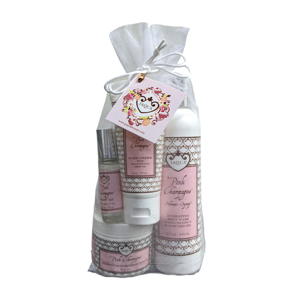 Pink Champagne Be Mine Gift Set