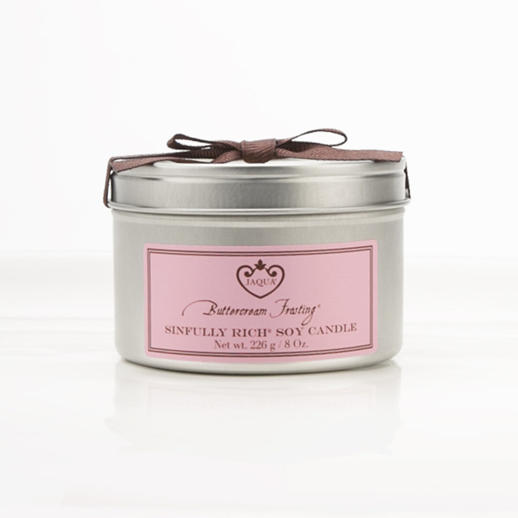 Sinfully Rich Buttercream Frosting Soy Candle