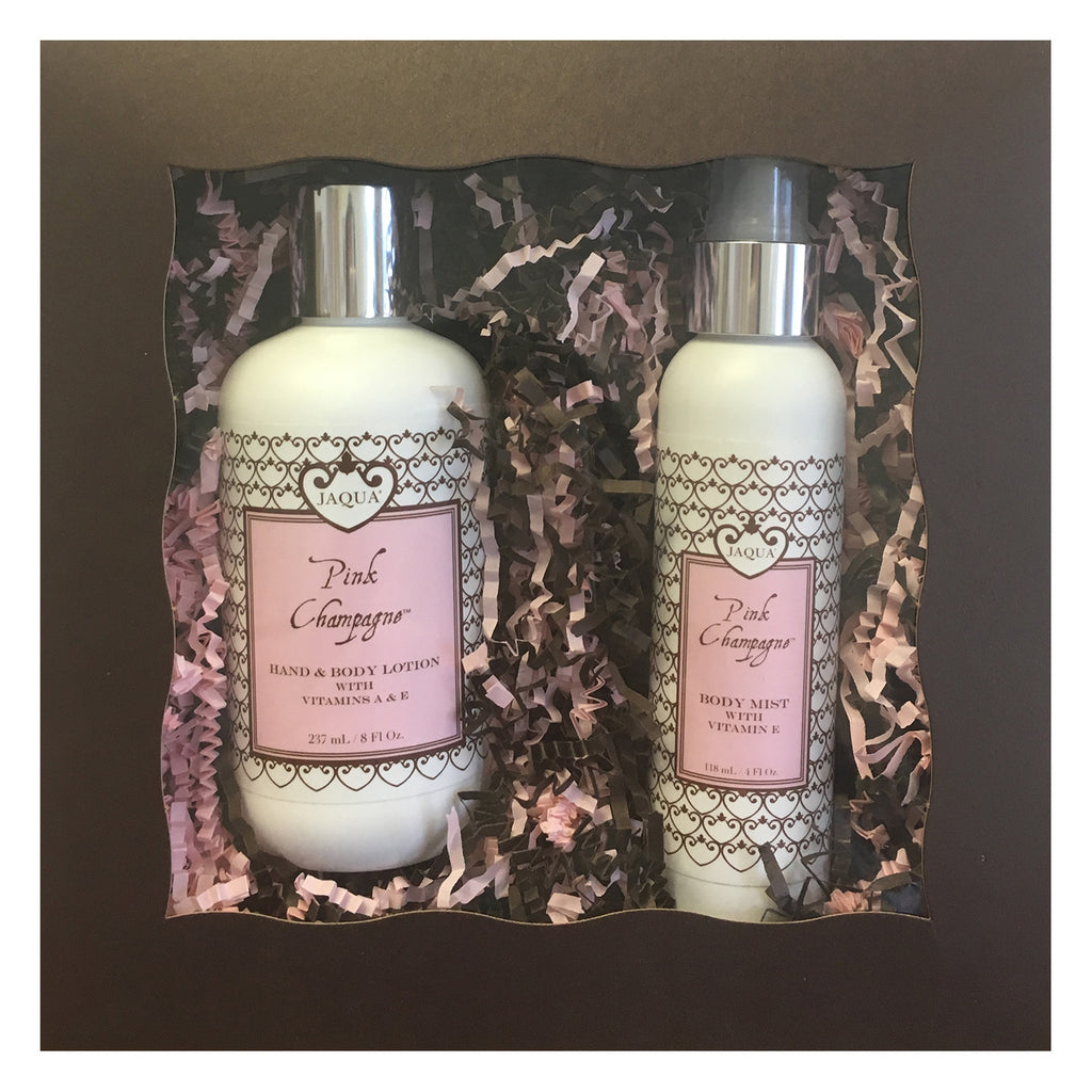 Pink Champagne Body Mist  Guilt Free Set