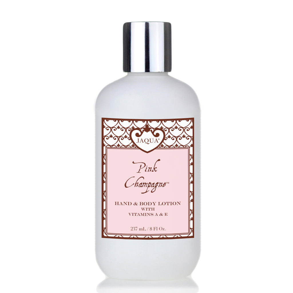 pink champagne body lotion