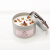 Sinfully Rich Pink Champagne Soy Candle