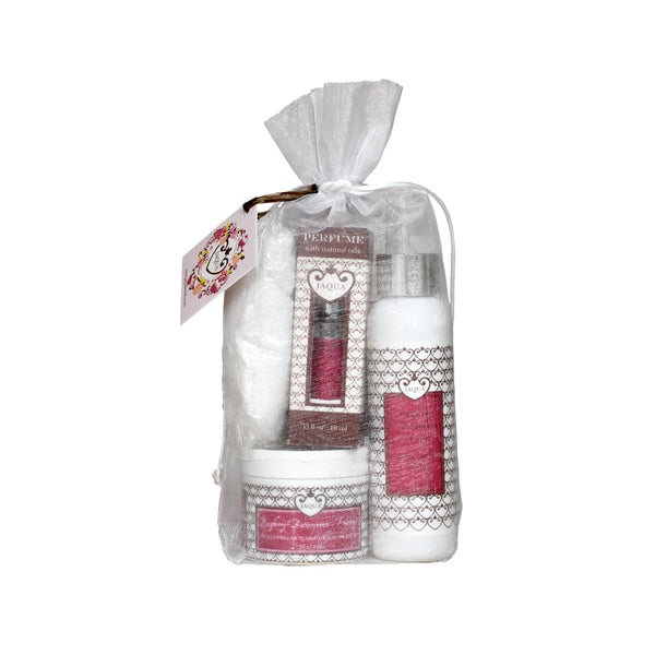 Raspberry Buttercream Frosting Gift Set