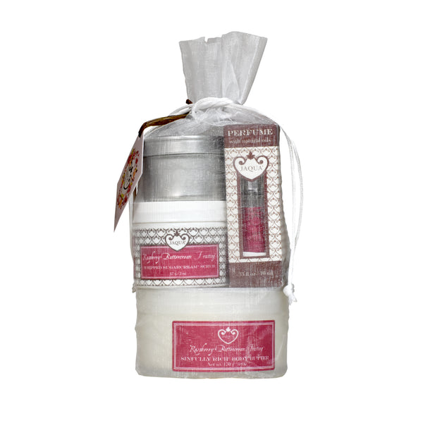 Raspberry Buttercream Frosting Indulgence Gift Set