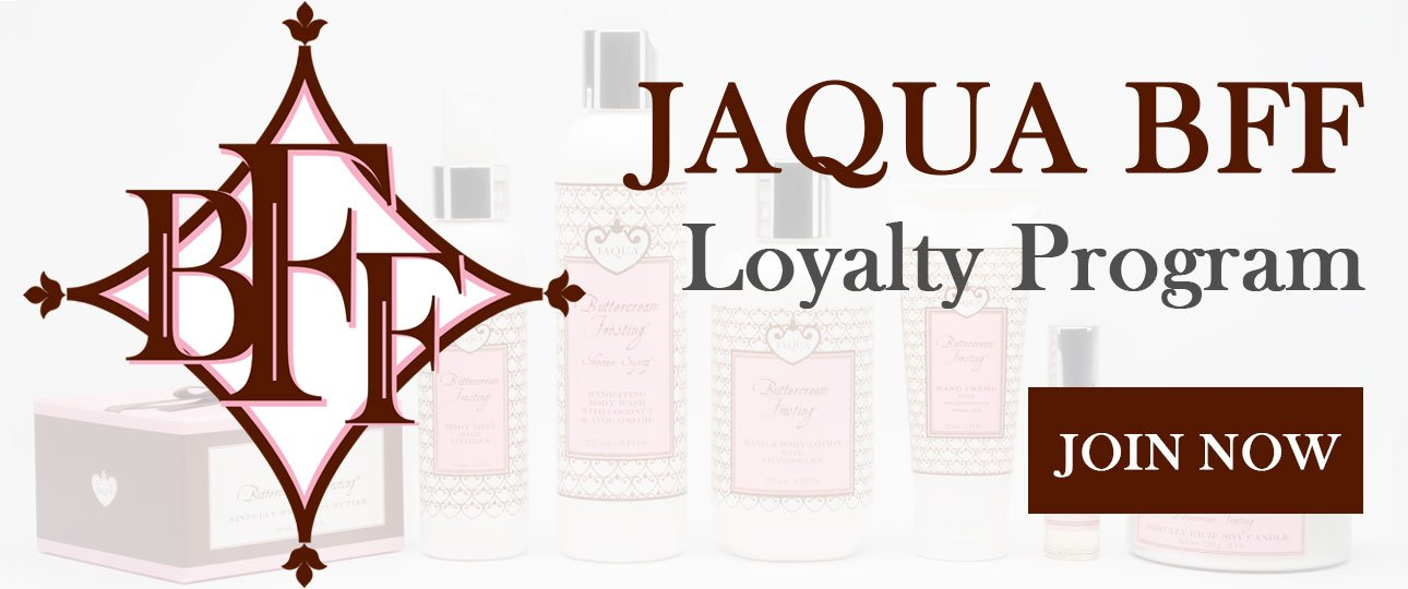 Jaqua BFF Loyalty Rewards Program