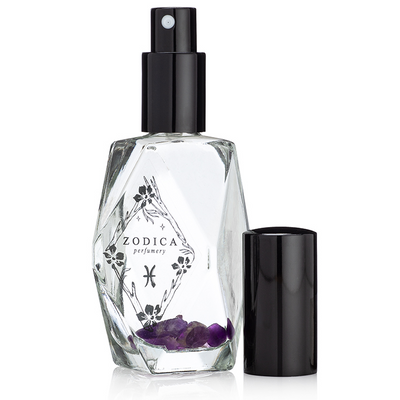Pisces 50 ml Crystal Infused Zodiac Perfume