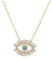 Necklace - Evil Eye