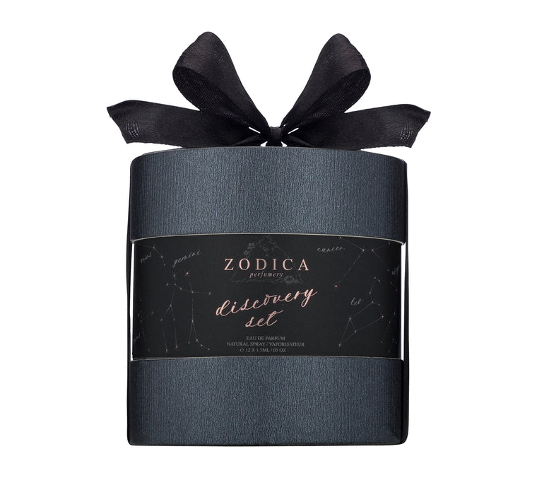 Zodiac Perfume Gift Set with Bow