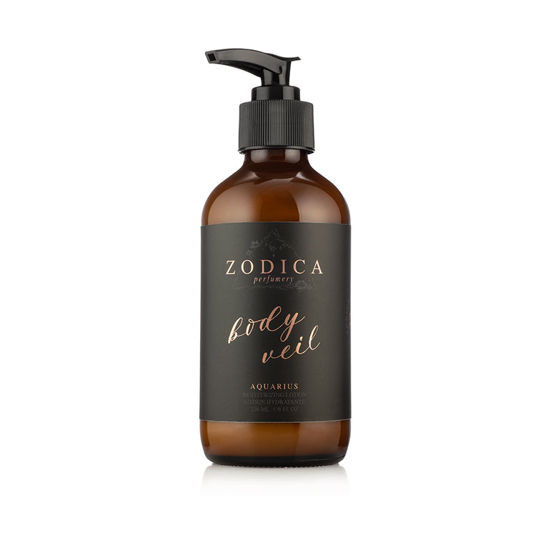 scorpio zodiac body lotion
