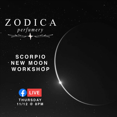 Scorpio New Moon Workshop