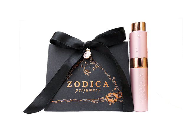 Aquarius 8ml Gift Set Twist & Spritz Zodiac Perfume