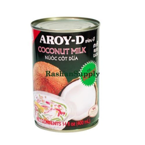Aroy-D Coconut Milk (Cooking) 400ml