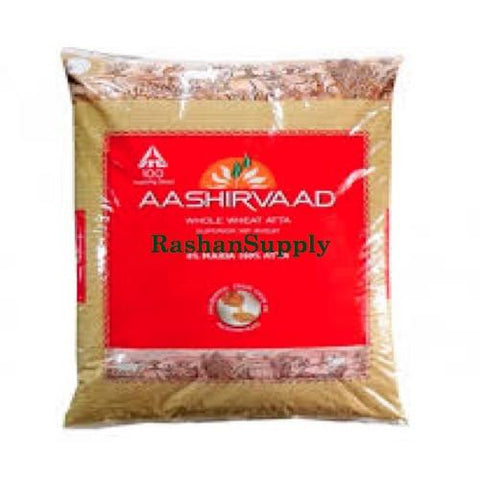 Aashirvaad Atta (Whole Wheat Flour) - 5Kg