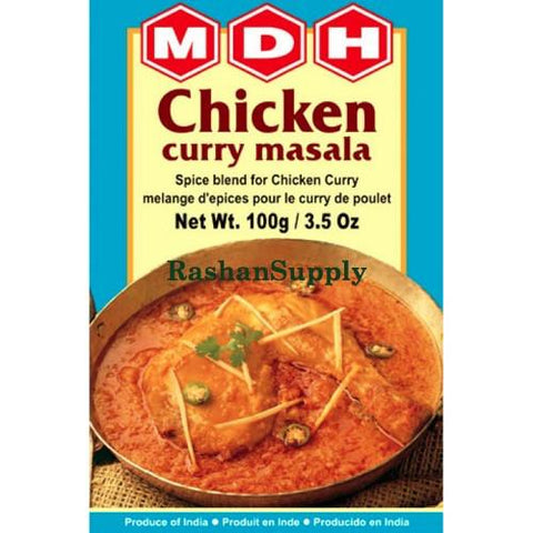 MDH Chicken Curry Masala - 100gm (EXP 4/17)