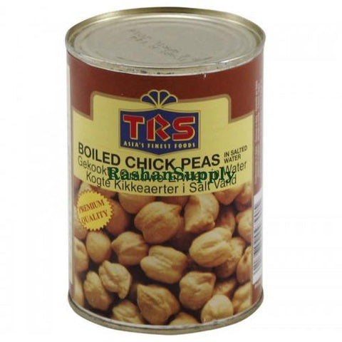 TRS Canned Boiled Chickpeas 400g