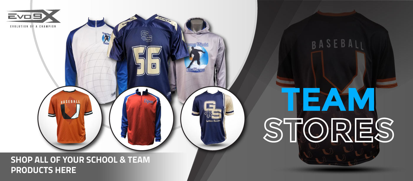 Evo9xstore Mens, Womens & Kids Collections