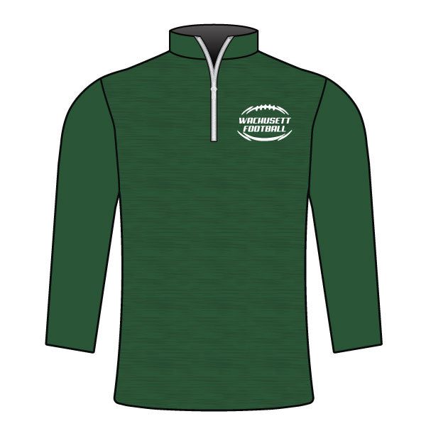 WACHUSETT FOOTBALL 1/4 ZIP JACKET