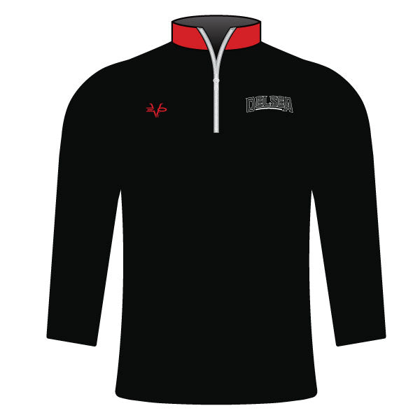 DELSEA KNIGHTS 1/4 ZIP JACKET