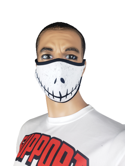 Evo9x BEAST Ear Loop Double Ply Fabric Face Mask