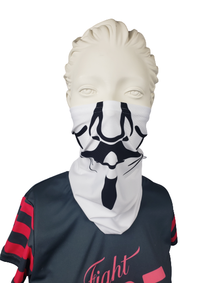 Evo9x Money Heist Face Covering Gaiter