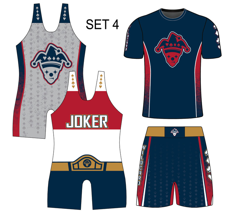 JOKER PACKAGE SET 8