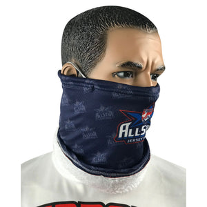 Evo9X Ear Loop Sherpa Lined Neck Warmer/Gaiter | 100% Customizable