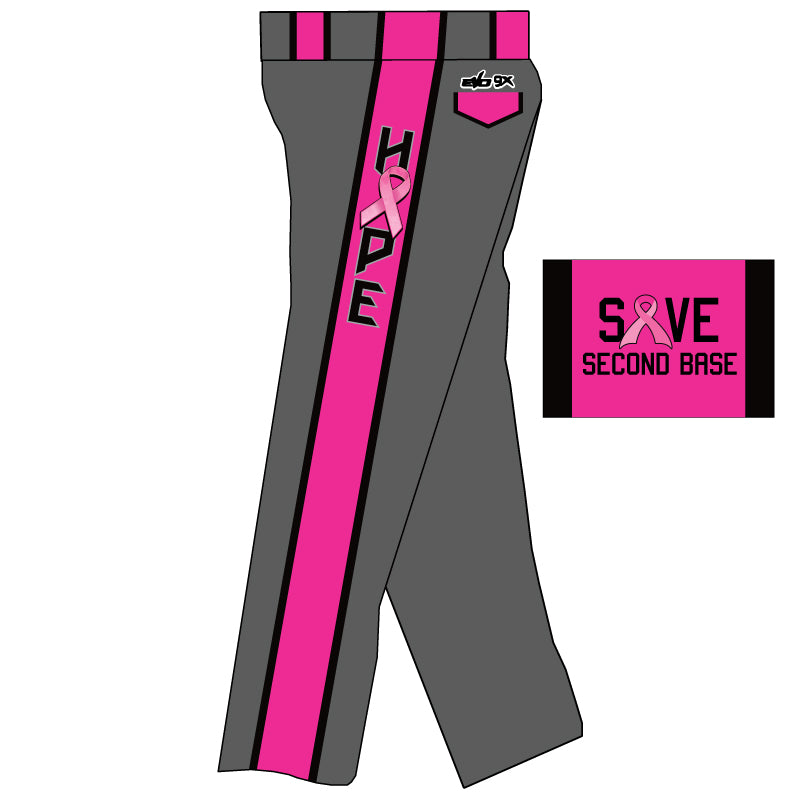 HOPE Baseball Pant with Sublimated Panels