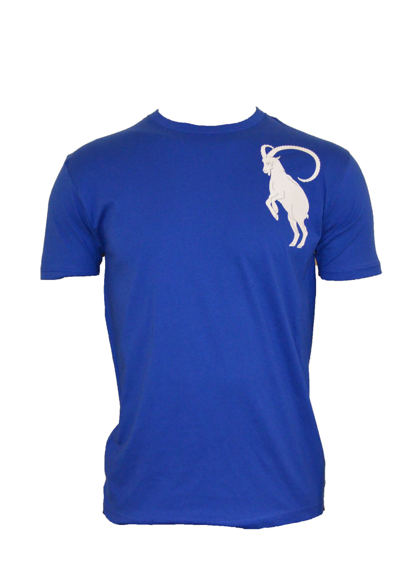 Evo9x EVO IBEX EVO Crew Neck Shirt Royal Blue - CLEARANCE