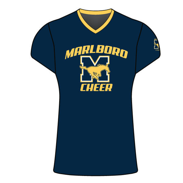 MARLBORO CHEER CAP SLEEVE SHIRT