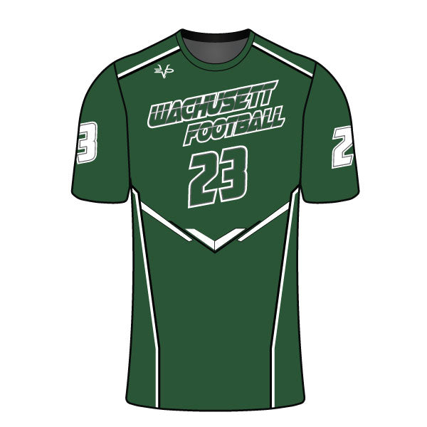 WACHUSETT FOOTBALL COMPRESSION SHIRT