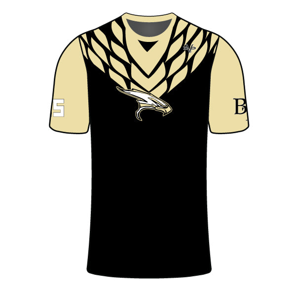 Evo9x BURLINGTON Full Dye Sublimated Compression Shirt